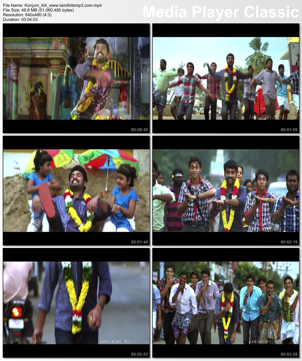 kedi billa killadi ranga video songs free download mp4